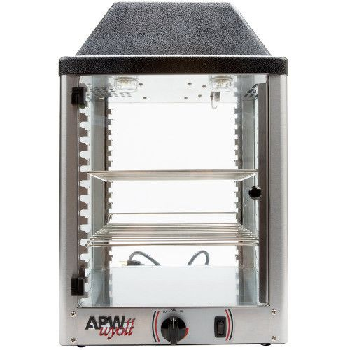 APW Wyott DWCI-14 Self-Serve Countertop Display Warming Cabinet