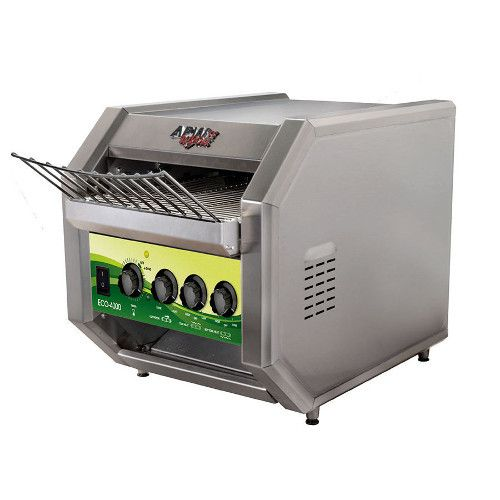 APW Wyott ECO 4000-500L Electric Countertop Conveyor Toaster - Analog Controls
