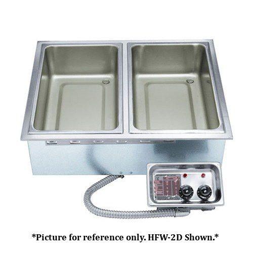 APW Wyott HFW-3 Electric Drop-In Hot Food Well Unit
