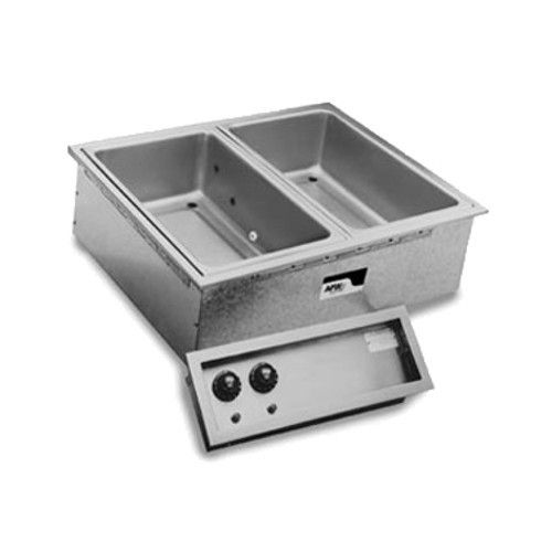 APW Wyott HFWEZ-12D Electric Drop-In Hot Food Well Unit