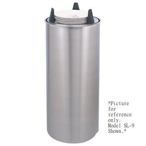APW Wyott HL-10 Lowerator Heated Dish Dispenser