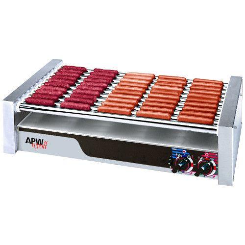 APW Wyott HR-50 Hot Dog Roller Grill 30 1/2