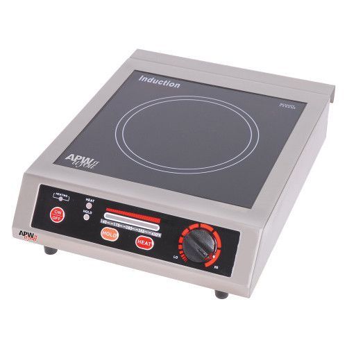 APW Wyott ICT-18A Countertop Champion Induction Saute Hot Plate
