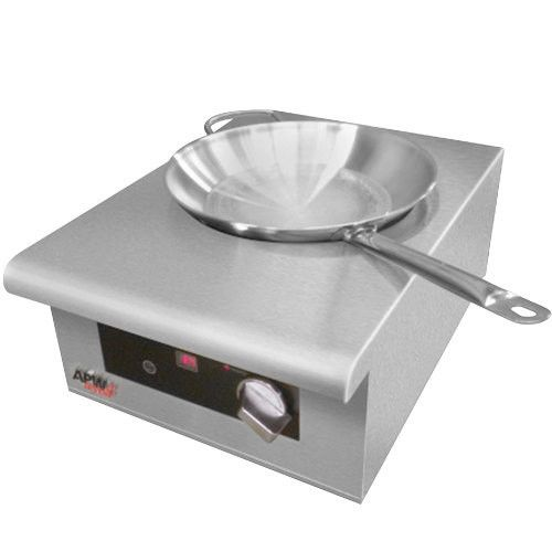 APW Wyott IWK-1 Champion Countertop Induction Wok Range