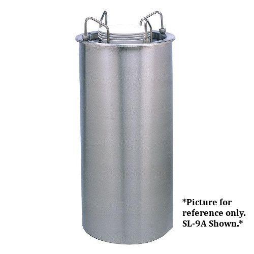APW Wyott SL-13 Shielded Drop-In Lowerator Dish Dispenser