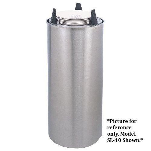 APW Wyott SL-8 Shielded Drop-In Lowerator Dish Dispenser