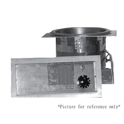 APW Wyott SM-50EZ-7D Electric Drop-In Food Warmer with EZ-Fill- 7 Qt. Capacity