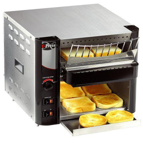 APW Wyott XTRM-1 Electric Countertop X*Press Conveyor Toaster