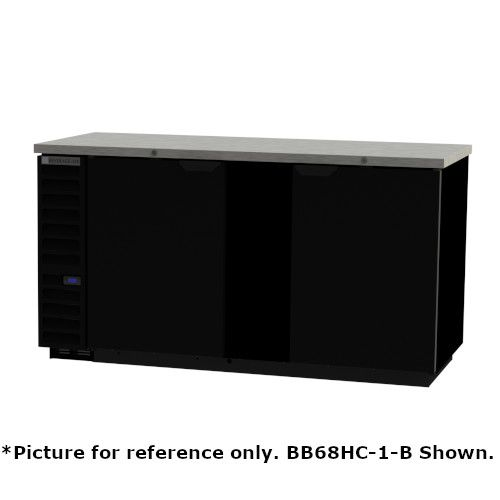 Beverage Air BB68HC-1-F-S Two Section 69