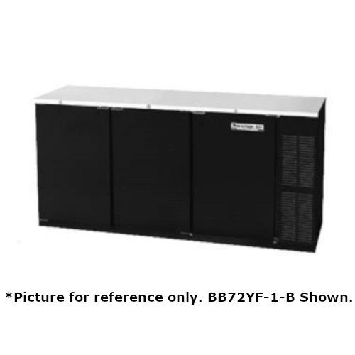 Beverage Air BB72HC-1-F-PT-S Pass-Thru 72