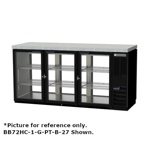 Beverage Air BB72HC-1-G-PT-S Pass-Thru 72