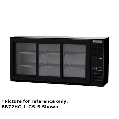 Beverage Air BB72HC-1-GS-S 72