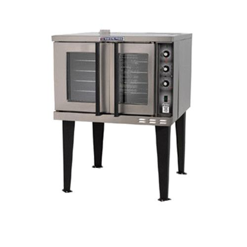 Bakers Pride BCO-E1 Single Deck Full Size Electric Convection Oven