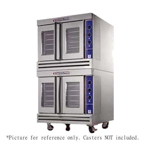 Bakers Pride BCO-E2 Double Deck Full Size Electric Oven
