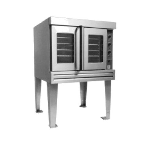 Bakers Pride BCO-G1 Single Deck Full Size Gas Convection Oven