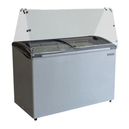 Beverage Air BDC-8HC Dipping Cabinet Freezer