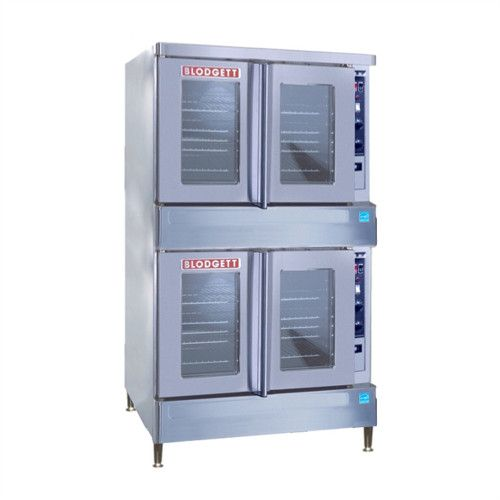 Blodgett BDO-100-G-ES DOUBLE Double Deck Full Size Gas Convection Oven