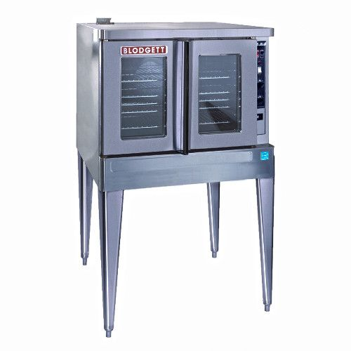 Blodgett BDO-100-G-ES SINGLE Single Deck Full Size Gas Convection Oven