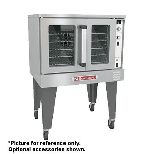 Southbend BES/17SC Electric Single-Deck Bronze Convection Oven - 7.5 kW