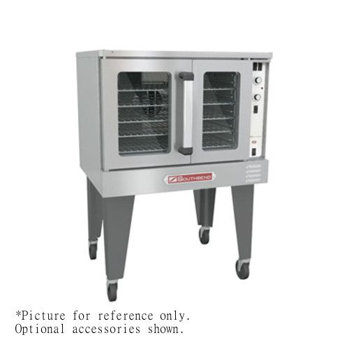 Southbend BGS/12SC Gas Single Deck Bronze Convection Oven with Standard Depth