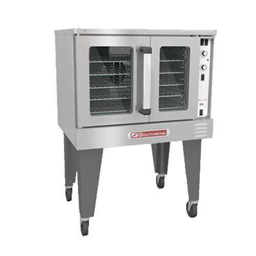 Southbend BGS/13SC Gas Single Deck Bronze Convection Oven - 40,000 BTU