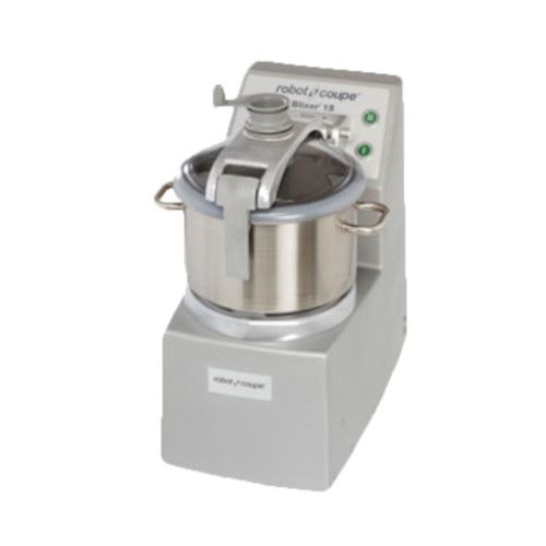 Robot Coupe BLIXER 15 Food Processor with 15 Qt. Stainless Steel Bowl