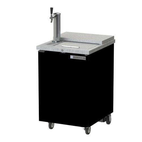 Beverage Air BM23HC-C-B Portable Draft Beer Cooler