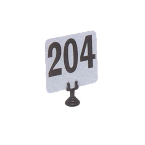 American Metalcraft BMH221 Menu Card Holder / Number Stand (Case of 720)
