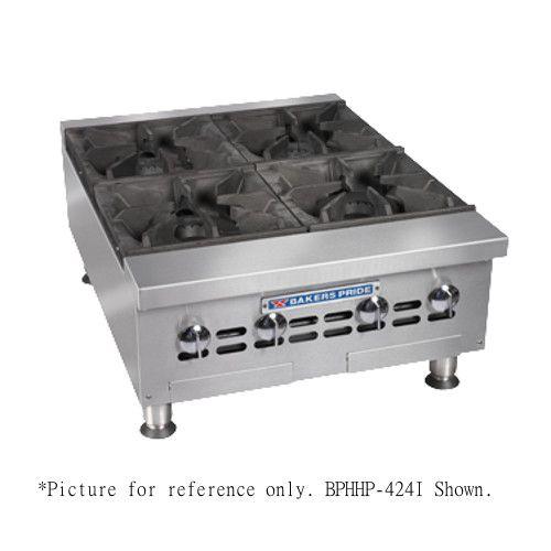Bakers Pride BPHHP-636I Six Burner Heavy Duty 36