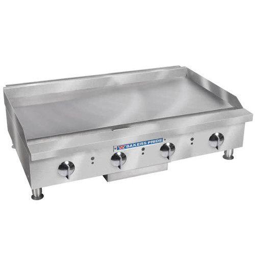 Bakers Pride BPHMG-2448I Countertop 48