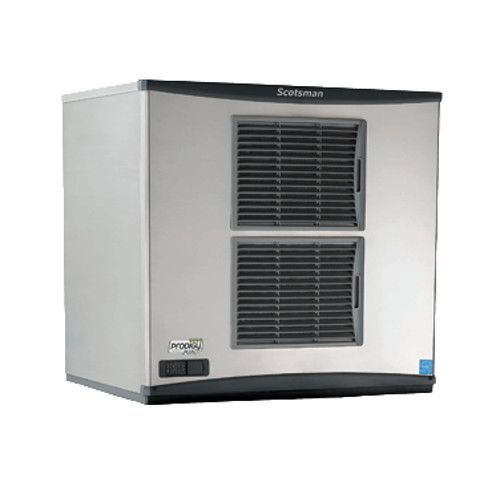 Scotsman C1030SA-32 Prodigy Plus 1077-lb Production Air-Cooled Small Cube Ice Maker