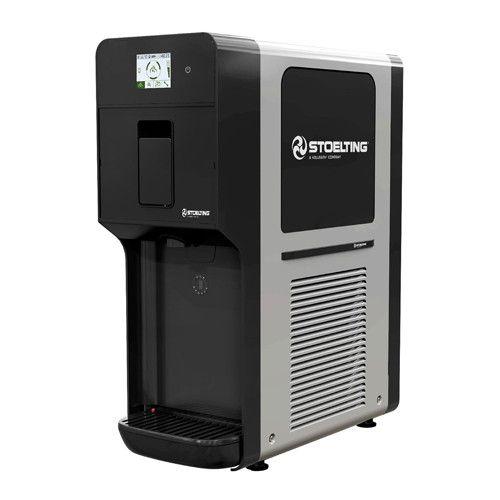 Stoelting C111-37 Countertop Soft Serve Gravity Fed Single Flavor Machine with 1.6 Gallon Capacity
