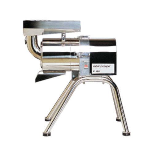Robot Coupe C120 Stainless Steel Continuous Feed Juicer - Single Phase