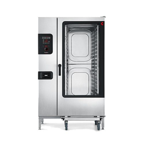Convotherm C4 ED 20.20ES Full Roll-In Boilerless Electric Combi Oven w/ Easy Dial