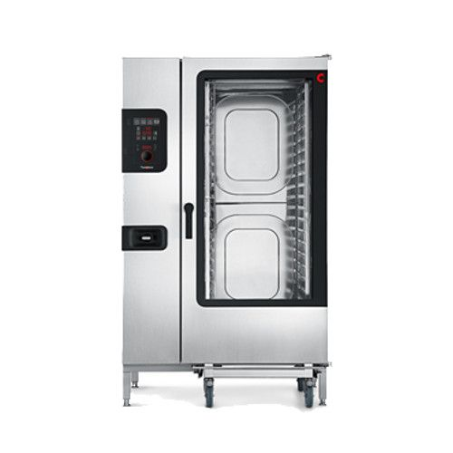 Convotherm C4 ED 20.20GS Full-Size Roll-In Boilerless Gas Combi Oven w/ Easy Dial