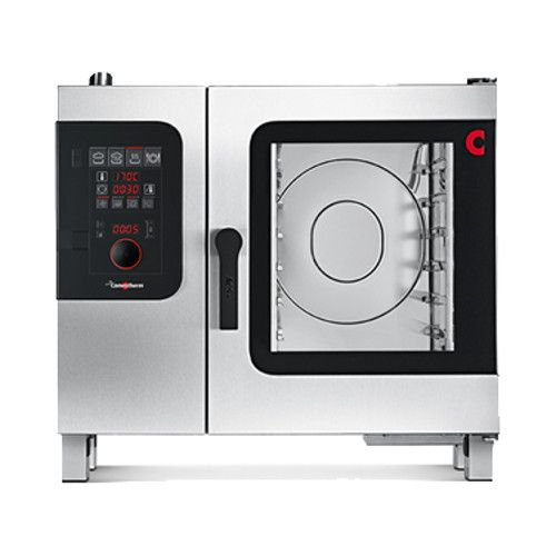 Convotherm C4 ED 6.10GB Half Size Gas Combi Oven w/ Easy Dial Controls