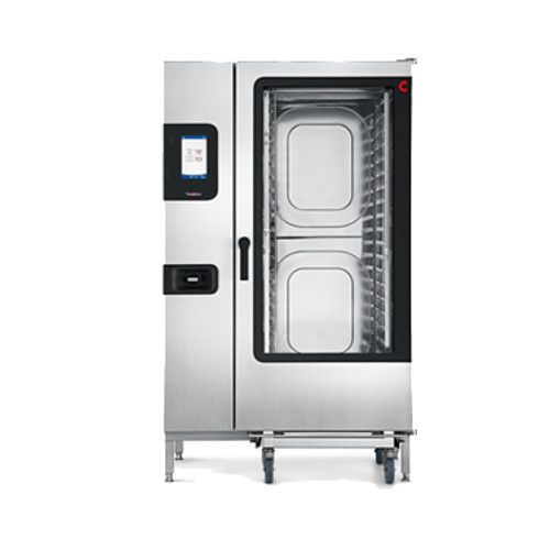 Convotherm C4 ET 20.20GS Full-Size Roll-In Boilerless Gas Combi Oven w/ Easy Touch