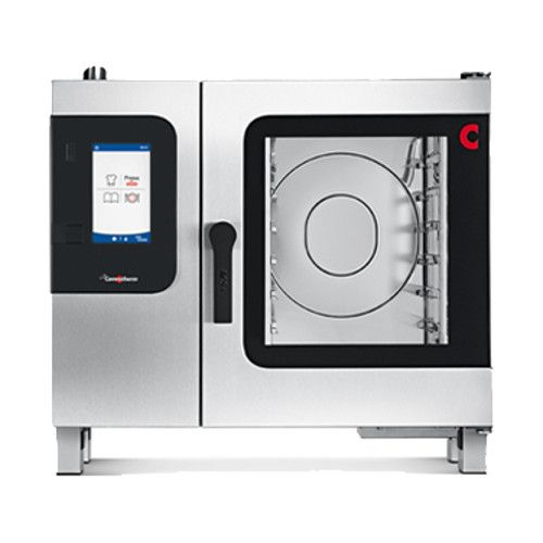 Convotherm C4 ET 6.10GB Half Size Gas Combi Oven with Easy Touch Controls