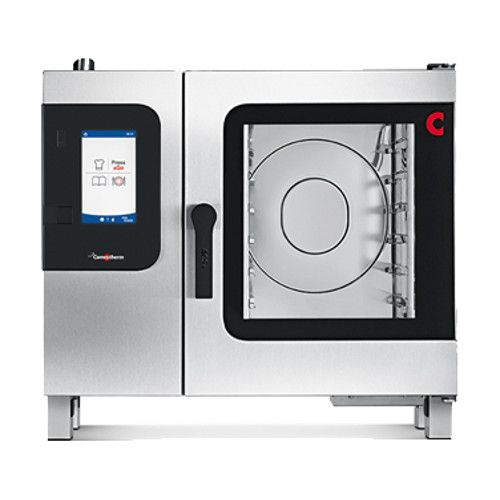 Convotherm C4 ET 6.10GS Half Size Boilerless Gas Combi Oven w/ Easy Touch Controls