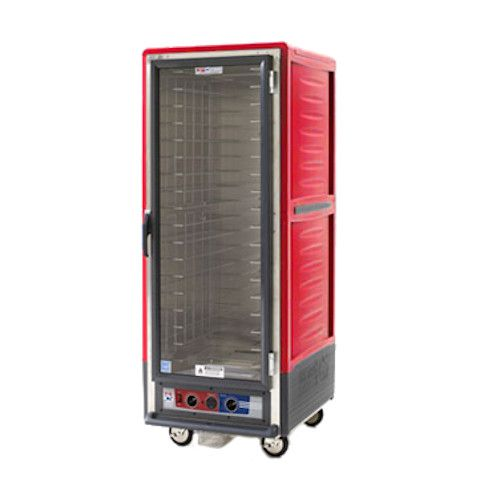 Metro C539-CFC-U C5 3 Series Heated Holding & Proofing Cabinet with Red Insulation Armour