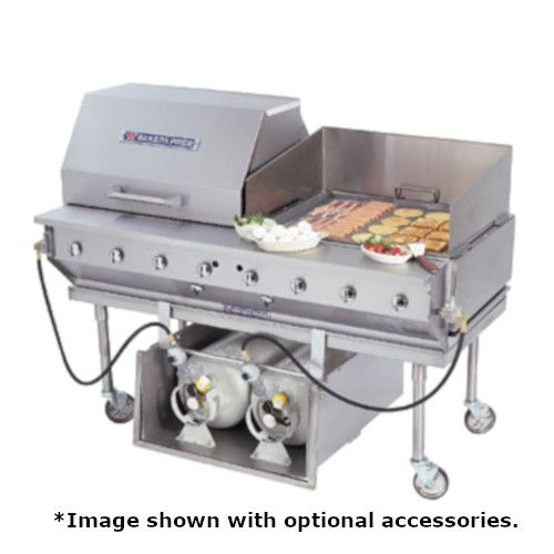 Bakers Pride CBBQ-60S-P 60