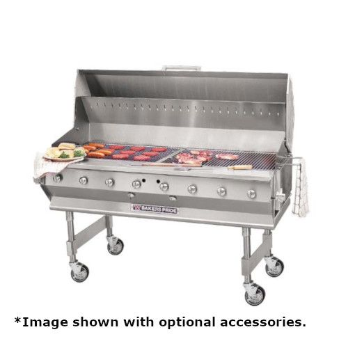 Bakers Pride CBBQ-60S 60
