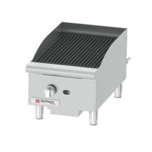Grindmaster-Cecilware CCP15 Countertop Gas Pro Charbroiler