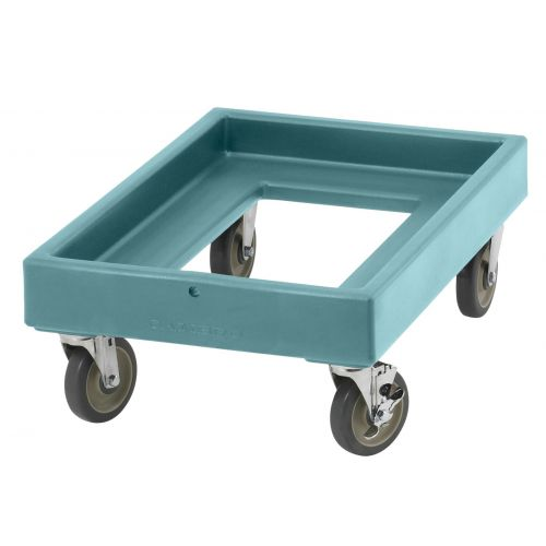 Cambro CD300401 350 lb Load Capacity Camdolly (Slate Blue)