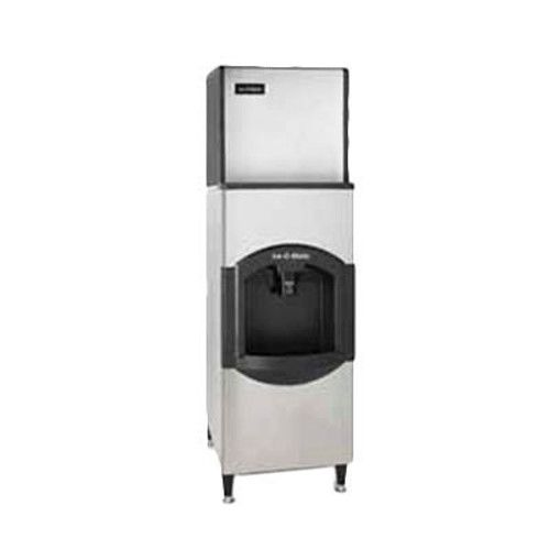 Ice-O-Matic CD40022 Floor Ice Dispenser With 120 lb Capacity Ice Storage Bin