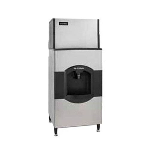Ice-O-Matic CD40130 Floor Ice Dispenser With 180 lb Capacity Ice Storage Bin