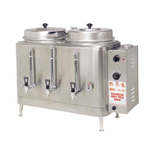 Grindmaster-Cecilware CH100N High Volume Electric Twin Automatic Chinese Hot Tea Urn
