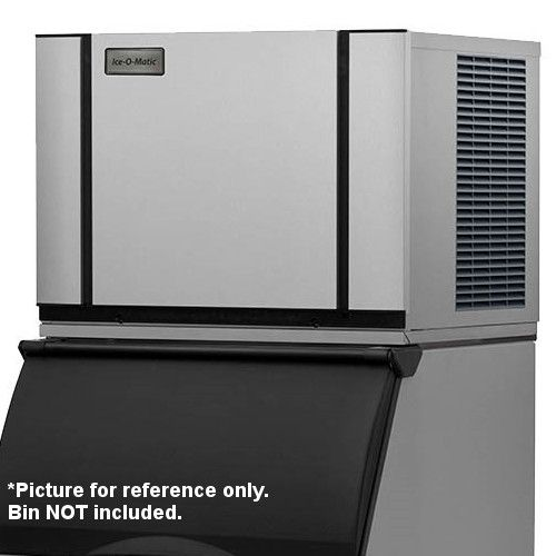 Ice-O-Matic CIM1137HR Remote Air-Cooled 973 lb/24 hr Modular  Half-Size Cube Ice Maker (Replaces ICE1007HR)