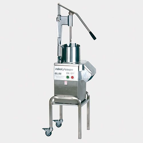 Robot Coupe CL55 PUSHER w/ Stand Pusher Food Processor