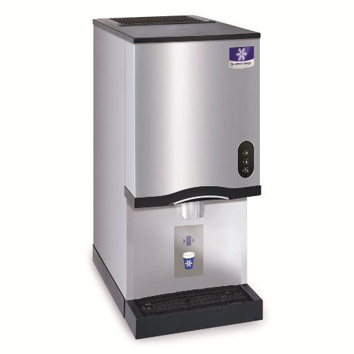 Manitowoc CNF-0201A Countertop Nugget Style Air-Cooled Ice Maker and Water Dispenser